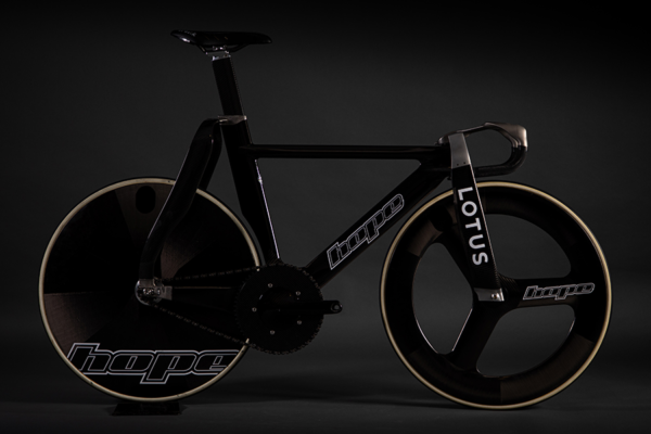 Lotus Engineering Gets on the Track with Cycling