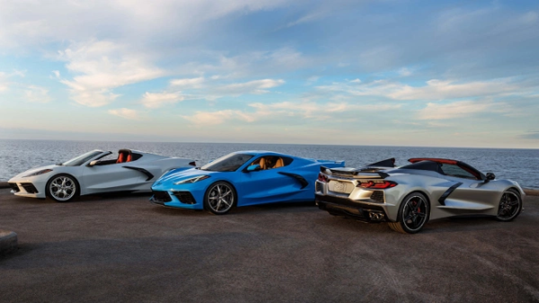 The New 2021 C8 Corvette Comes With New Standard Features—and Colors