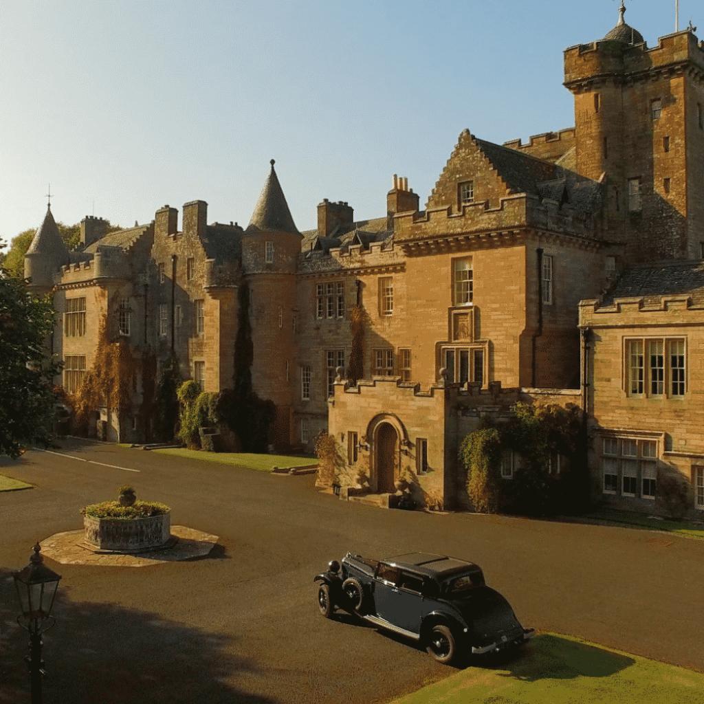 10. Glenapp Castle – Scotland