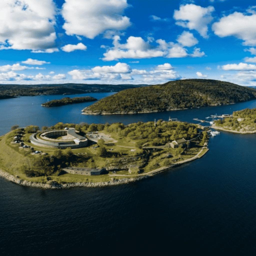 14. Oscarsborg Hotel – Norway