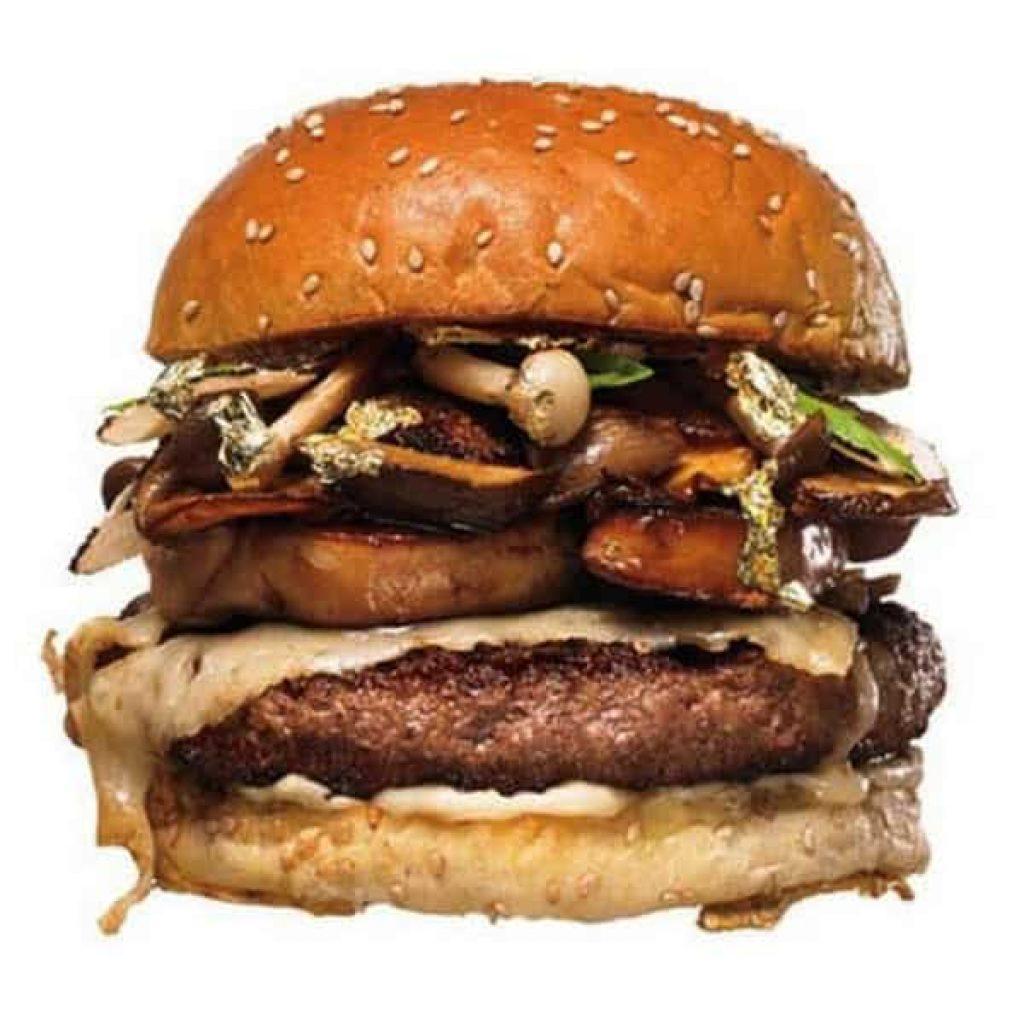 The Richard Nouveau Burger – $175