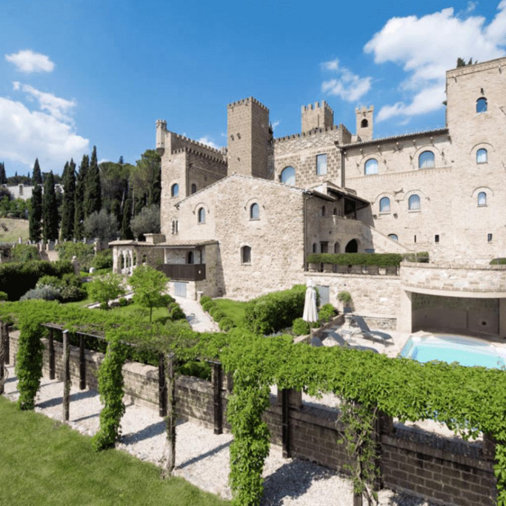 24. Castello di Monterone – Italy
