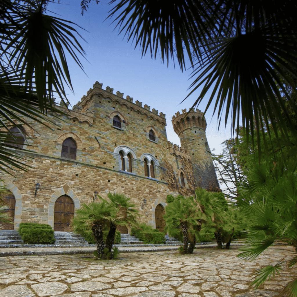 9. Borgia Castle – Italy