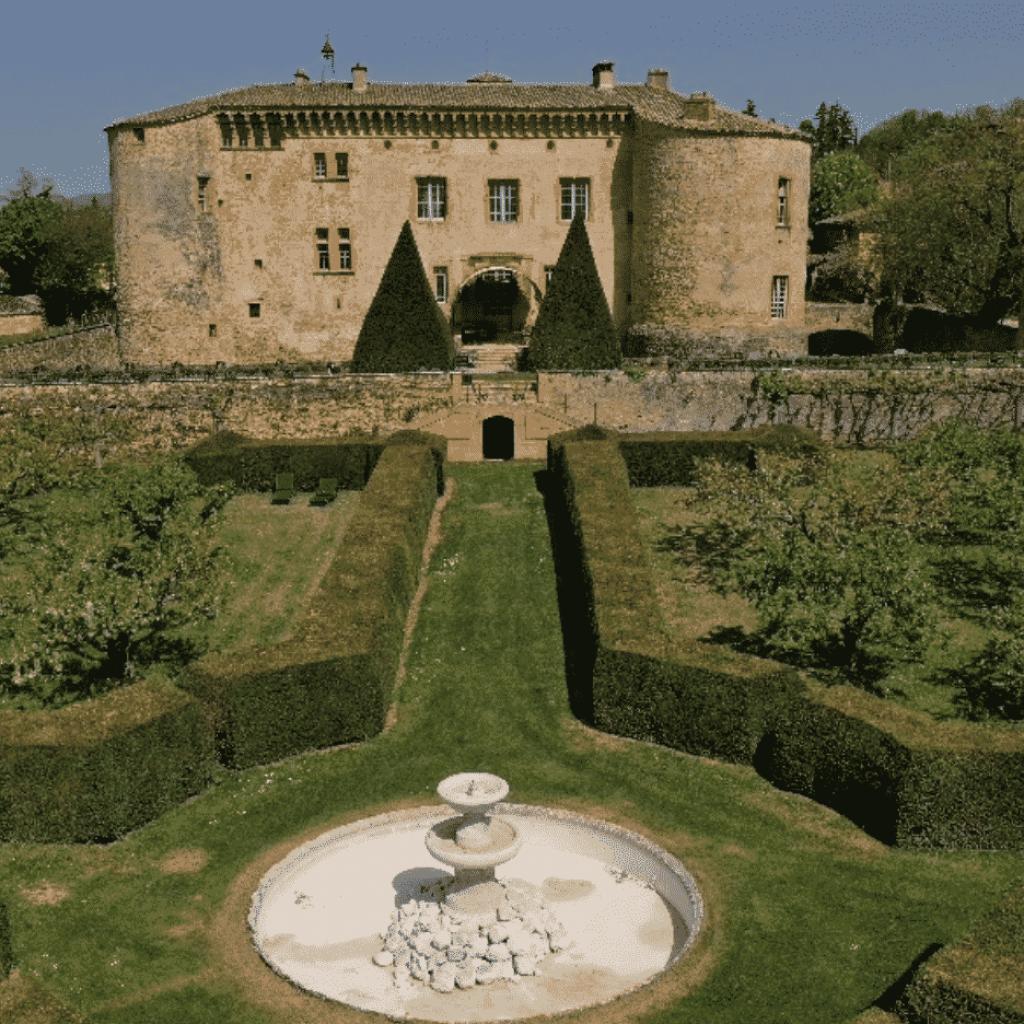 3. Château de Bagnols – France