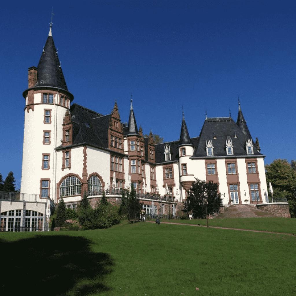 11. Schlosshotel Klink – Germany