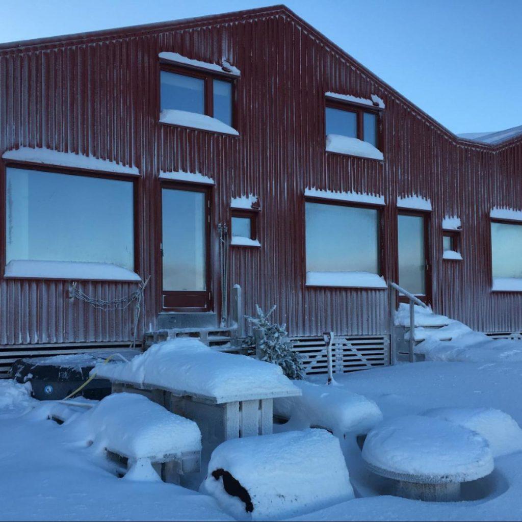 Cabin (Longyearbyen, Svalbard)