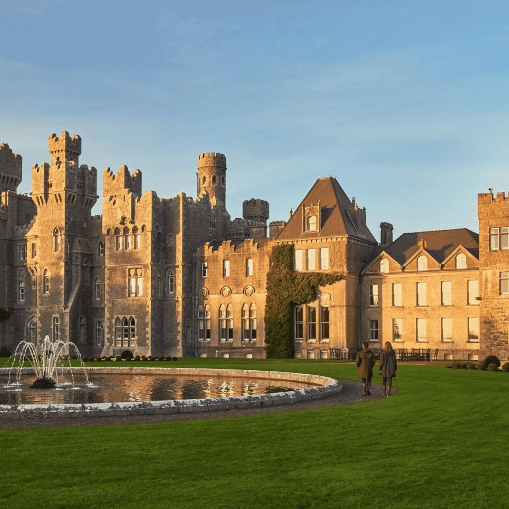 1. Ashford Castle – Ireland
