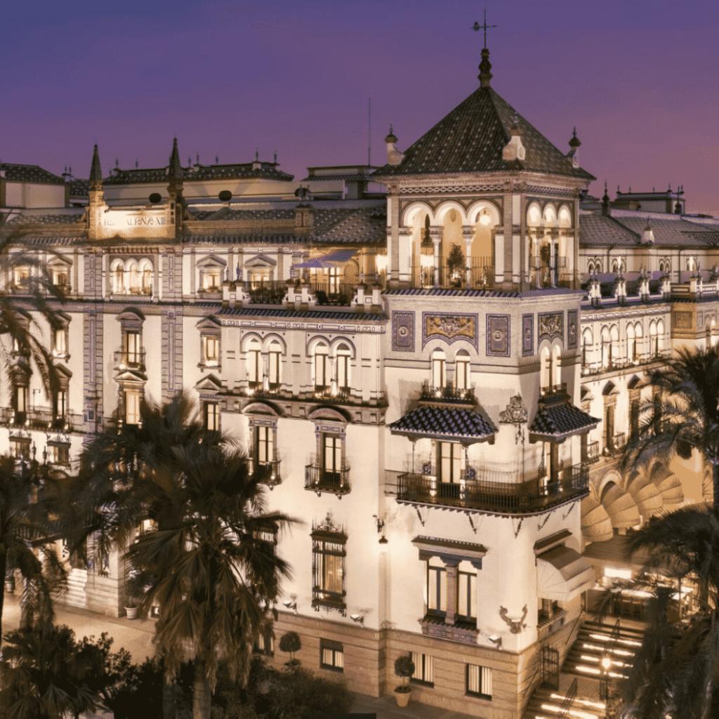 20. Hotel Alfonso XIII – Spain