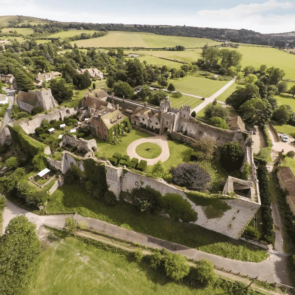 16. Amberley Castle – England