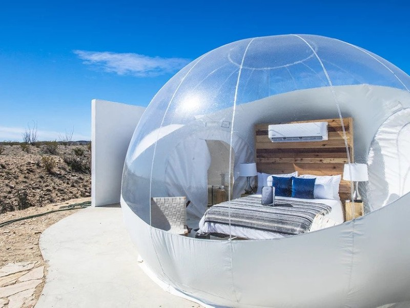 The 7 Best Places To Go Glamping In Texas